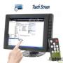 8-дюймовый сенсорный LCD монитор (ПК, «точка продажи», дистанционное управление медиа)