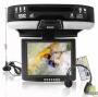 10,4-дюймовый ЖК-монитор для монтажа на крыше + DVD-плеер (черный)