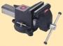 6540205 Тиски слесарные размер губ 127 мм фирмы FORCE Артикул 6540205