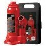 Домкрат бутылочный гидравлический, 2т (кейс)
