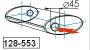 Глушитель UNIMIX 128-553Zn