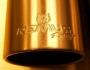 Глушитель прямоточный Remus (2х90мм)