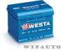 Westa 45 Ач Л+ 390 А