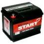 Аккумулятор автомобильный Extra Start 60 А/Ч 480 А прям. пол. (242*175*190) D43 560127